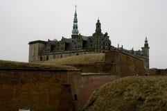 kronborg замока Стоковые Фото