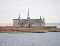 kronborg замока стоковая фотография rf