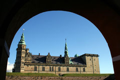 Kronborg Royalty Free Stock Photo