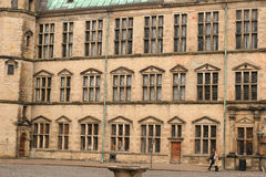 Kronborg castel Royalty Free Stock Photos
