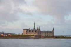 Kronborg Castle στη Δανία στοκ εικόνα με δικαίωμα ελεύθερης χρήσης