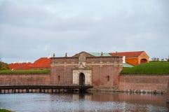 Kronborg Castle στη Δανία στοκ εικόνες