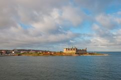 Kronborg Castle στη Δανία στοκ φωτογραφία με δικαίωμα ελεύθερης χρήσης
