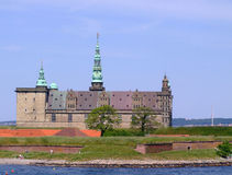 Kronborg castle 03 Stock Image