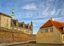 Kronborg Castle 07 Royalty Free Stock Image