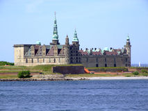 Kronborg castle  Royalty Free Stock Photo