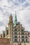 Kronborg castle Closeup Stock Images
