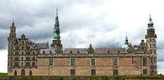Kronborg castle, Denmark Stock Images