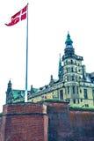 Kronborg castle, Denmark stock photo