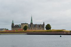 Kronborg Castle Stock Photo
