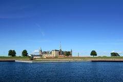 Kronborg Castle of Hamlet in Denmark Stock Photos