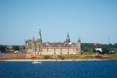 Kronborg Castle Royalty Free Stock Photography