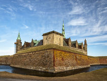 kronborg för 06 slott Royaltyfri Bild