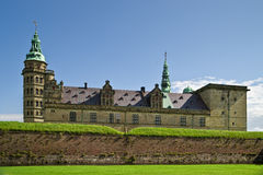 Kronborg Schloss Lizenzfreie Stockbilder
