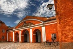 Kronborg Schloss Stockfoto
