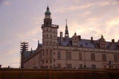 Kronborg-Schloss, Dänemark Lizenzfreie Stockbilder