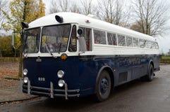 Kronen-Zug Bus - 1952 Krone Supercoach Stockfoto