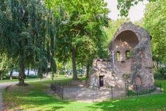 Kronenburger park in Nijmegen Royalty Free Stock Photography