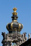 Kronentor in Dresden. (Germany, Europe stock photo