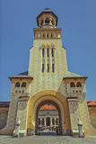 Kronings Orthodoxe Kathedraal, Alba Iulia, Roemenië Royalty-vrije Stock Fotografie
