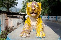 Kroningsbrug, West-Bengalen, India Royalty-vrije Stock Afbeelding