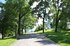 Kronoberg Park in Stockholm Stock Image