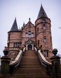 Kronobergs castle stock image