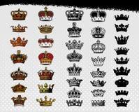 kronor Royaltyfria Foton