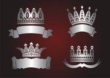 kronor fyra Royaltyfria Foton