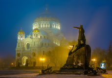 Kronstadt Royalty Free Stock Images
