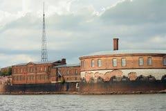 Kronstadt, Fort Royalty Free Stock Image