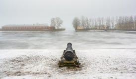Kronstadt Stock Photo