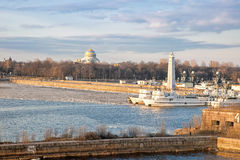 Kronstadt Royalty Free Stock Photography
