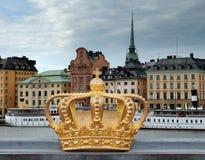 Kroon. Royalty-vrije Stock Foto's