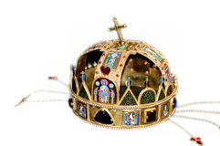 Kroon stock afbeeldingen