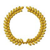 Kroon van laurels Royalty-vrije Stock Foto's