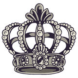 Kroonvector Royalty-vrije Stock Fotografie