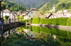 Kropa, Eslovenia Fotos de archivo