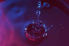 kropel wody Fotografia Stock