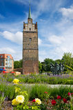 Kropeliner Tor. Rostock, Germany Stock Photography
