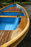 Kropfboot in Portovenere Stockfotografie