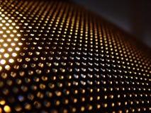kropki światło Zdjęcie Stock