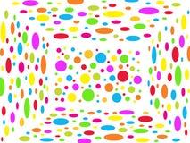 kropki ilustracji