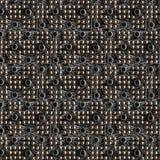 kropki kruszcowy rzemienny Zdjęcia Stock