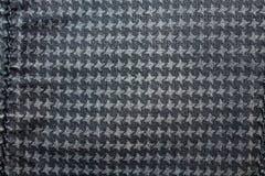 Kropki polki tkaniny tekstura i tło Zdjęcie Stock