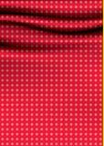 Kropkowana wektorowa draperia. Miękki falisty płótno. Czysty, dyskretny kolor. Royalty Ilustracja