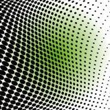 kropkujący abstrakcjonistyczny tło Zdjęcie Stock