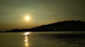 Kropkuje słońce zdjęcia stock