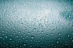 kroplę wody Fotografia Stock