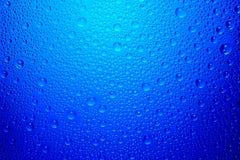 kroplę wody Obrazy Royalty Free